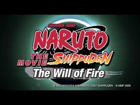 Naruto Shippuden the Movie: The Will of Fire - Trailer