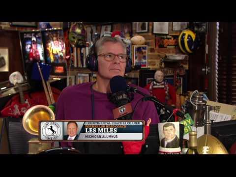 Les Miles talks about coaching (9/26/16)