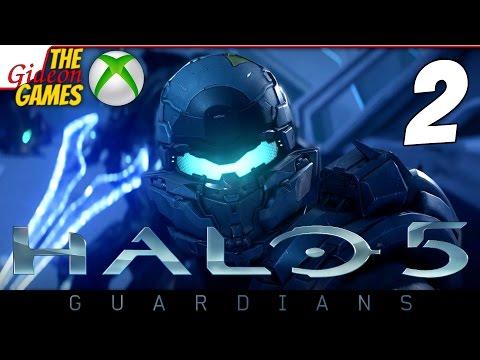 Halo 5: Guardians - Начало игры (на русском языке)