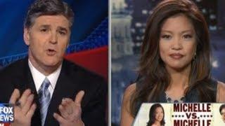 'Ass-Licker' Michelle Malkin Attacks Michelle Obama On Fox News