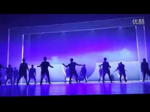 天边 刘福洋领舞和编导的男子群舞