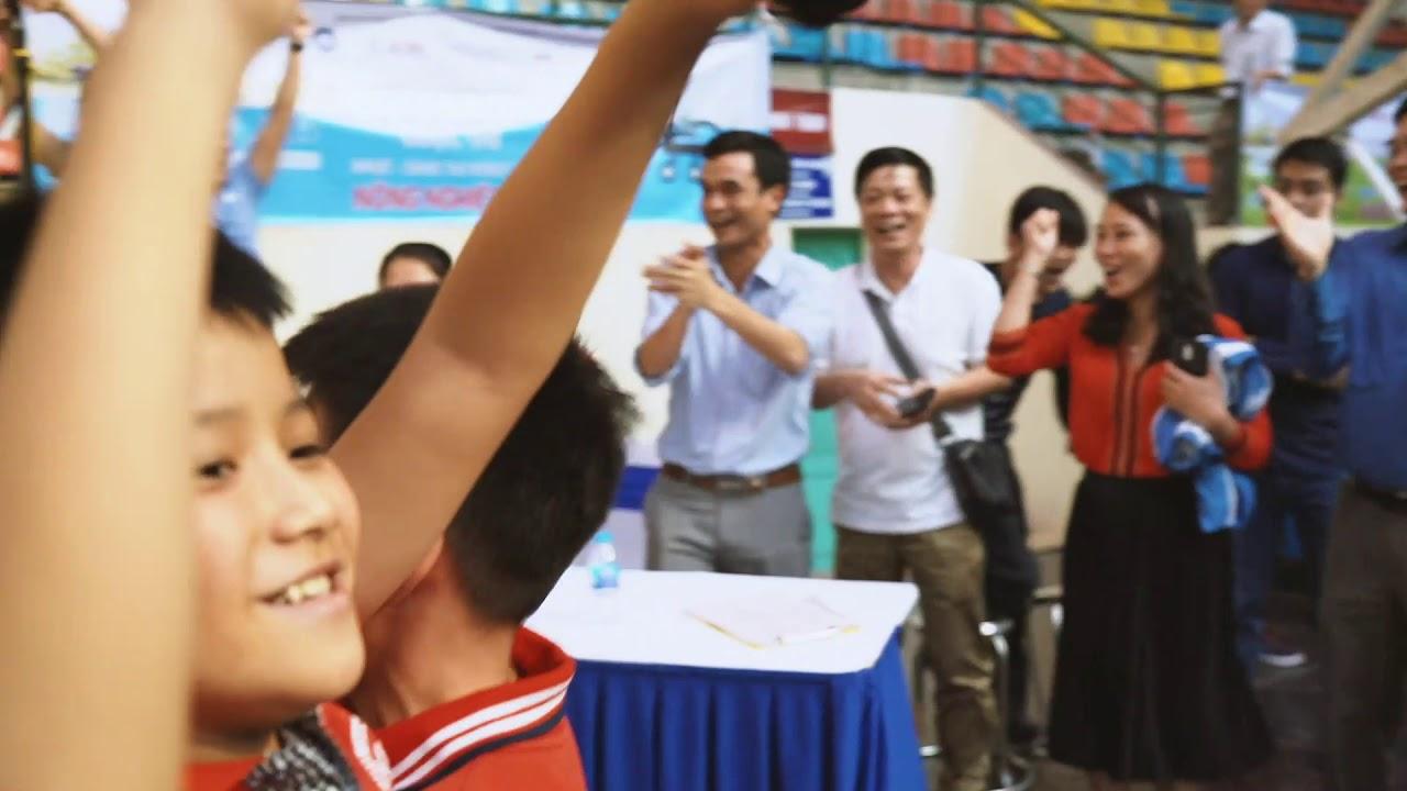 HNUE - SÁNG TẠO ROBOT 2020 - NÔNG NGHIỆP 4.0
