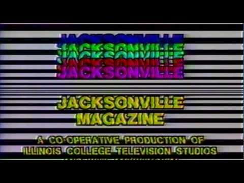 Jacksonville Magazine VHS - Intendo