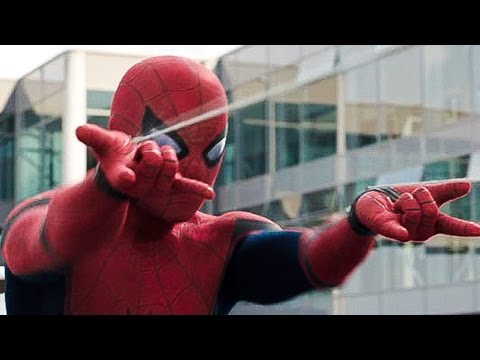SPIDER-MAN HOMECOMING Trailer Release Revealed | News Access