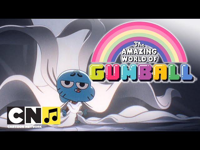 De Wonderlijke Wereld van Gumball ♫ Afscheidscadeau ♫ Cartoon Network