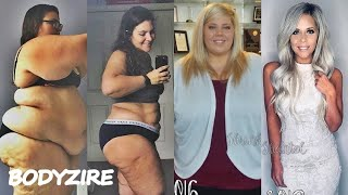 10 Amazing Female Weight Loss You Must See - Female Weight Loss Before And After Transformations