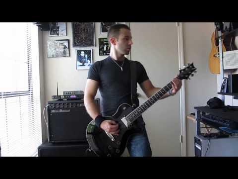 Stone Sour  Absolute Zero guitar  w solo