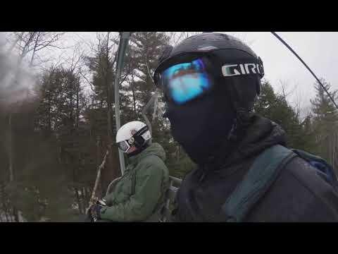 Fun on the slopes. Attitash NH,  2/19-2/21 2018