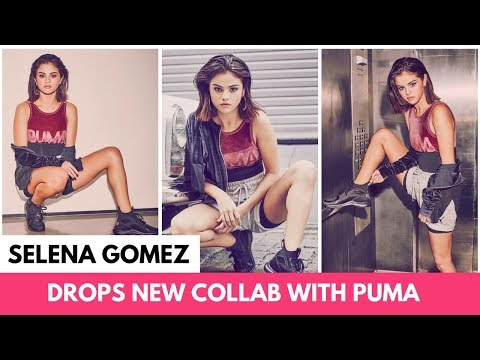 Download Youtube: Selena Gomez Drops NEW Collab with PUMA!