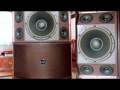 LOA CAF-KB10 / Bát đánh như bom / hát karaoke quá hay/ giá cả hợp lý