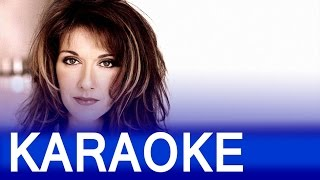 Celine Dion - Think Twice Lyrics Instrumental Karaoke