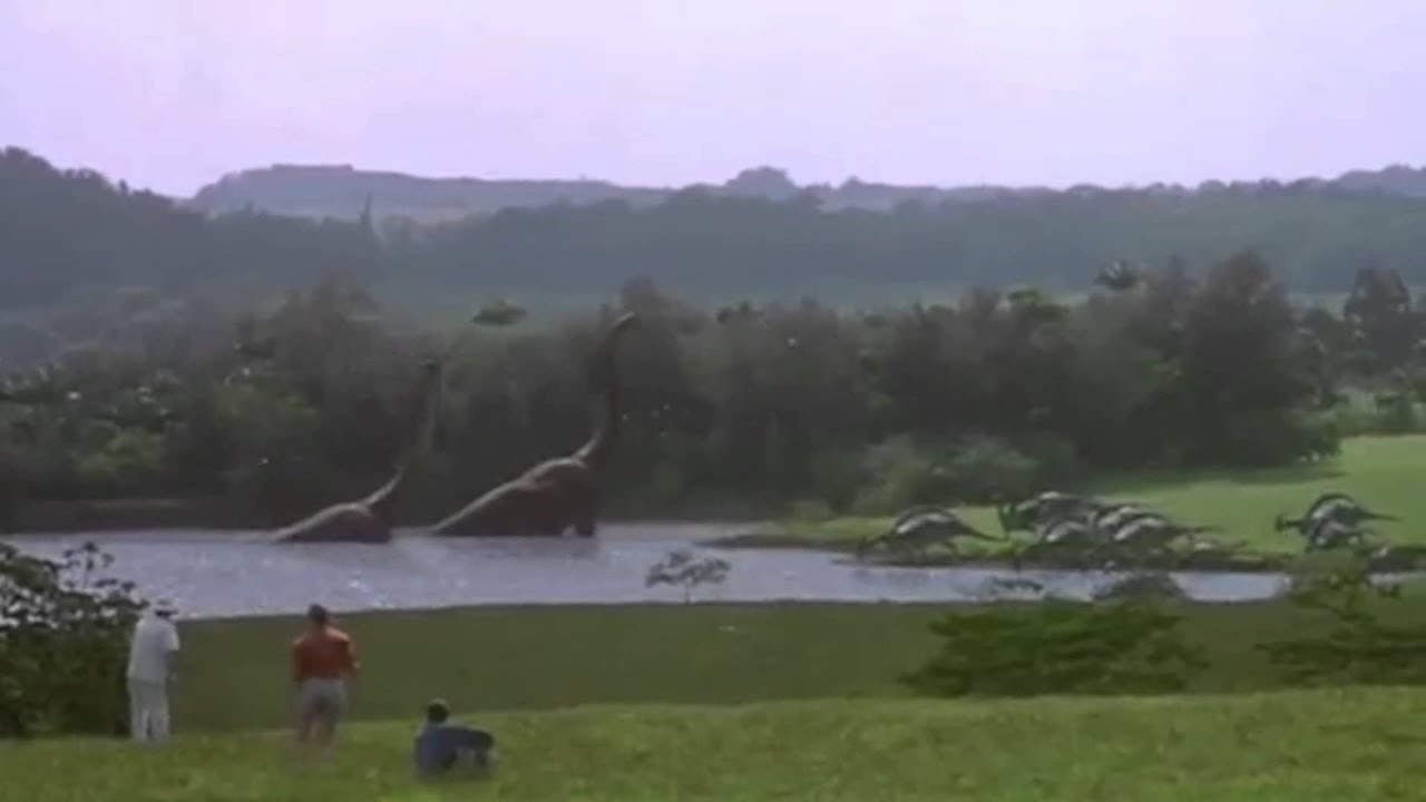 So far 30 million people have watched the Jurassic World trailer on YouTube Heres a look back at the original 1 Spielberg found out about Jurassic Park