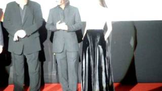Angelina Jolie y Johnny Depp The Tourist Premiere Madrid