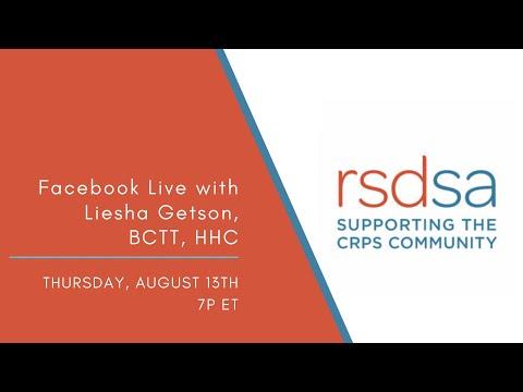 Facebook Live with Liesha Getson, BCTT, HHC