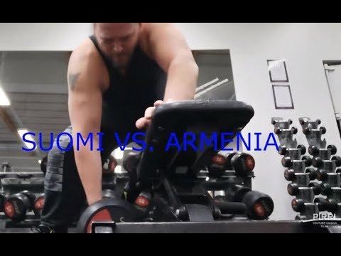 Suomi Vs. Armenia Tänään