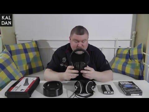 Kaldan Musik Teil 4 - Vorstellung von Audio Interface, Mikrofon, Kopfhörer und Software