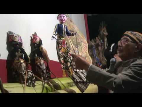 Wayang gagrak pesisiran lasem Dalang Ki Kartono