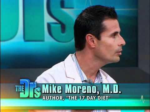 mike moreno 17 dagars diet