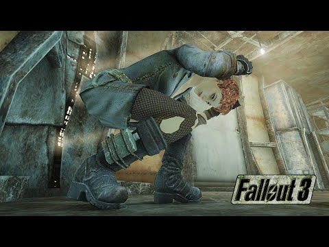 Fallout 3 - All Lady Killer & Black Widow Dialogue Reactions |