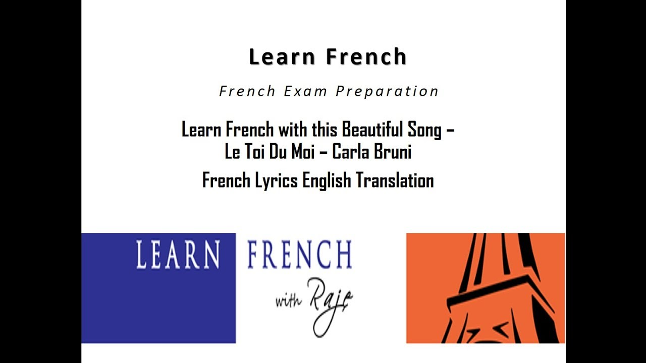 Learn french through songs french lyrics english translation learn french through songs french lyrics english translation stopboris Image collections