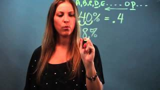 How to Work With Percentages, Fractions & Decimals