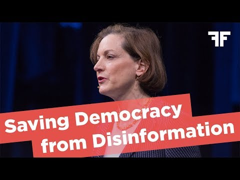 ANNE APPLEBAUM | SAVING DEMOCRACY FROM DISINFORMATION | 2017