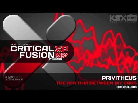 [KSX007] Privitheus - The Rhythm Between My Ears (Original Mix)