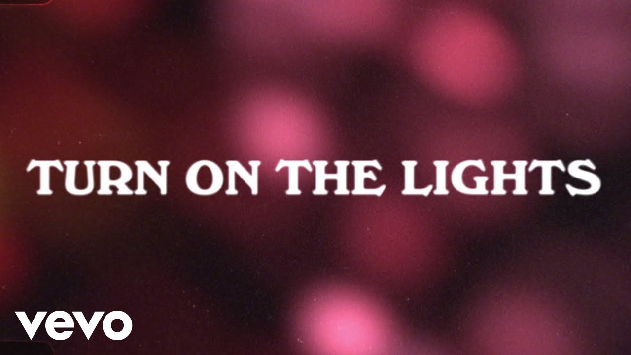 Jamie Cullum - Turn On The Lights (Lyric Video)