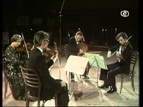 Schubert - Quartetto Italiano - Quartetto in re min. D.810 - La morte e la fanciulla