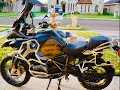 BMW R 1200 GS ADVENTURE 2018 MUST HAVE MODS / ACCESSORIES