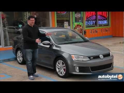 2012 Volkswagen Jetta GLI Test Drive & Car Review