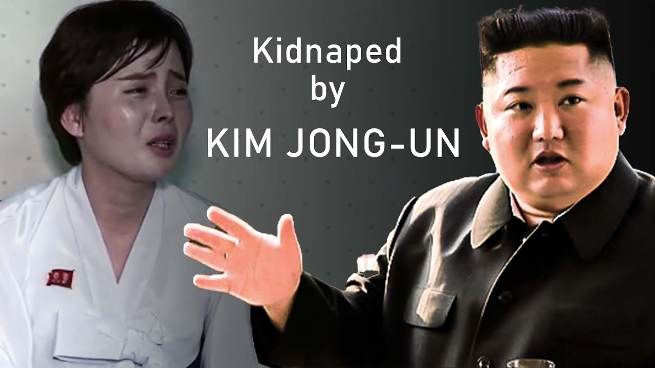 The Girl Kidnapped by Kim Jong-Un AFTER Escaping from North Korea