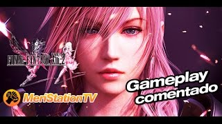 Final Fantasy XIII - 2 PC, Gameplay