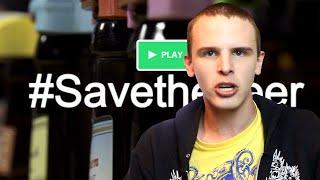 Kickstarter Crap - POP & STOP #Savethebeer