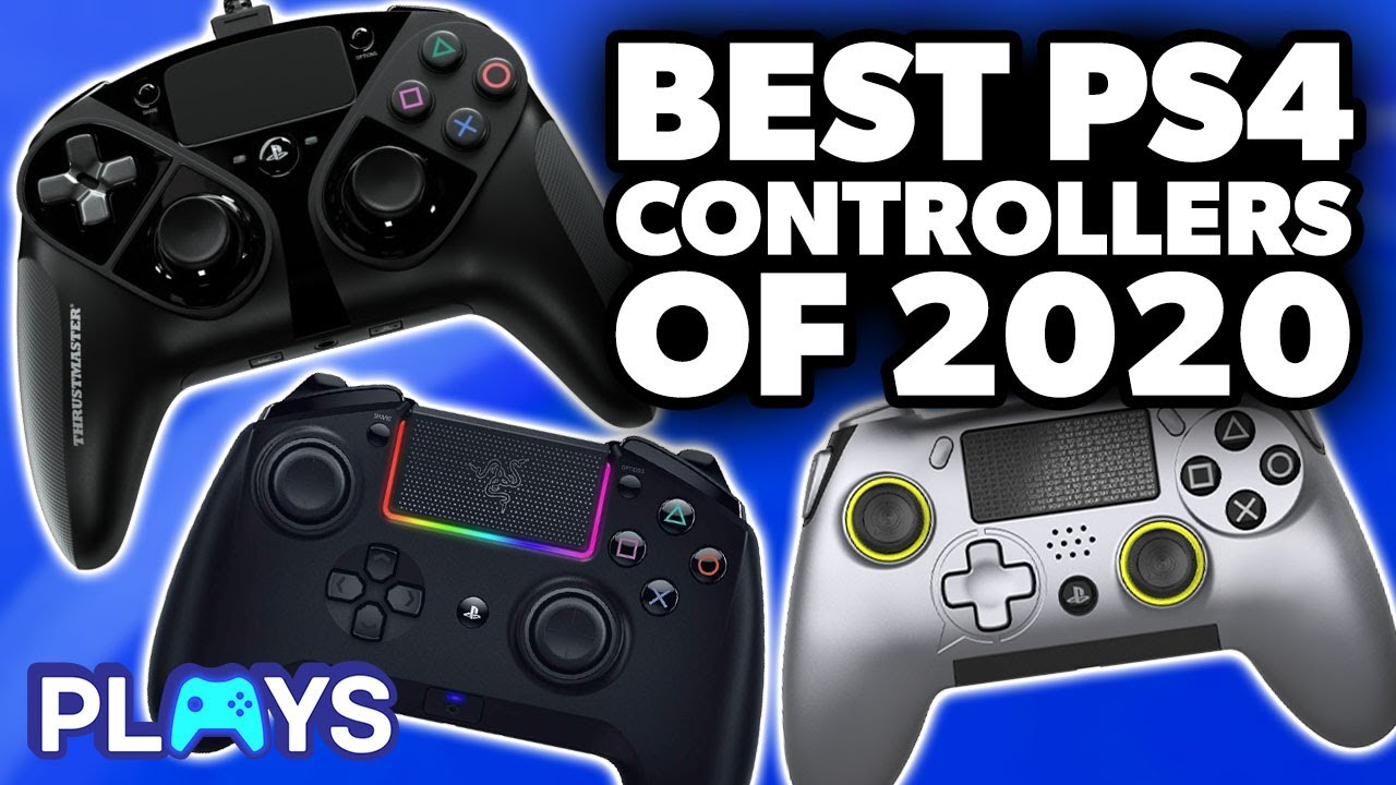 Best Ps4 Controller 2021 Best PlayStation 4 Controllers in 2020   YouTube