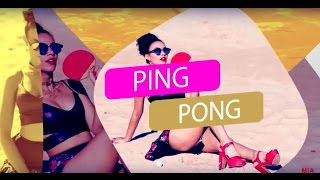 Mia Bastos - Ping Pong (Lyric Video)