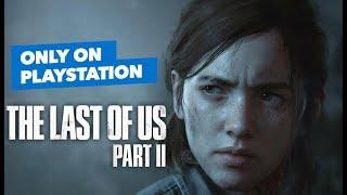 PlayStation tarihin gelmiş geçmiş en iyi Exclusive Oyunu - The Last of Us Part 2