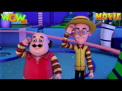 Motu Patlu In Carnival Island - Movie - Part 02| Movie Mania - 1 Movie Everyday | Wowkidz thumbnail