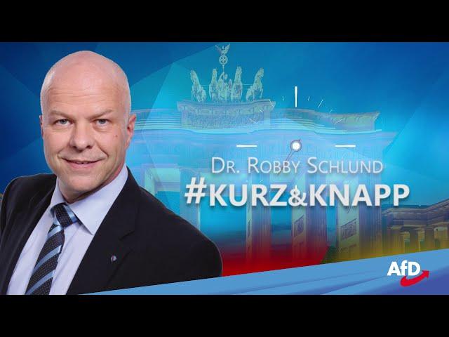 Kurz&Knapp: Robby Schlund zu Corona-Tests