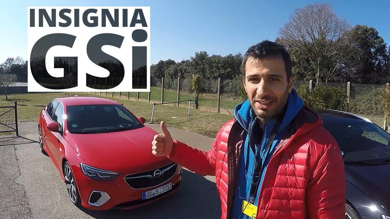Opel Insignia GSi – pierwszy test AutoCentrum.pl #377 – Marsylia