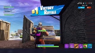 Fortnite Battle Royale: Team Rumble ( 13 Kills Without Dying )