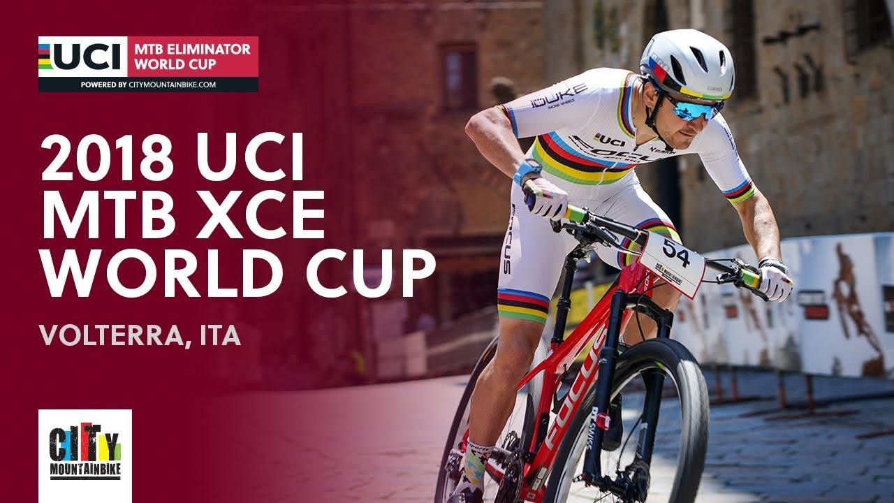 2018 UCI Mountain bike Eliminator World Cup - Volterra (ITA) full report