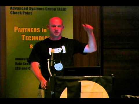 Differential Cryptanalysis for Dummies - Layerone 2013