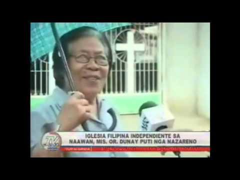 PUTI NAZARENO in Naawan,Misamis Oriental :January 8, 2015-- TV Patrol Northern Mindanao