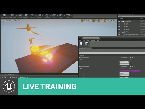 World Position Offset Effects | Live Training | Unreal Engine