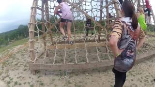 Terrain Racing New England 2016 - 2 - Thompson CT - 5k obstacle mud run - the running liger