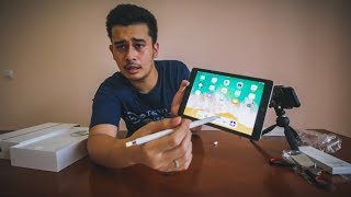Tablet MURAH! mau Giveaway? + Unboxing New Apple iPad 2018 Indonesia