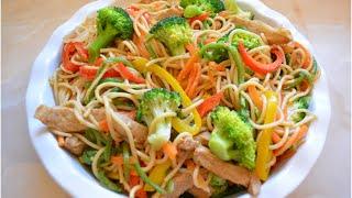 Pork Stir Fry With Vegetables | Healthy
