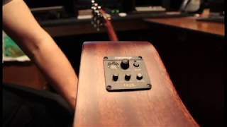 видео Электроакустические гитары Sigma