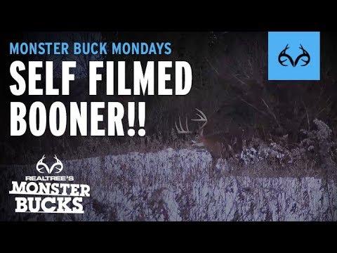 Boone & Crockett at 25 YARDS | Self Filmed